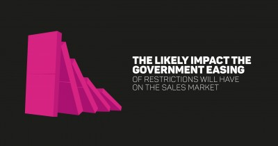 The Likely Impact the Government Easing of Restrictions Will Have on the Sales Market