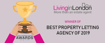 LIVING IN LONDON NAMES BEST PROPERTY LETTING AGENCY OF 2019
