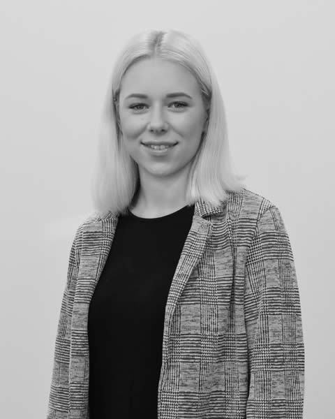 Diana Lekutyte, Property Administrator & Accounts Assistant